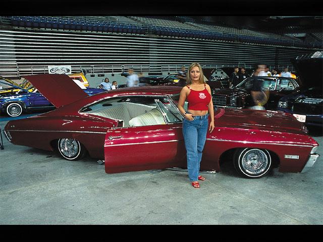 Rgv Oldcars Com Editorials Lowrider Magazine Custom Car Show