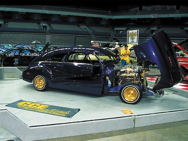 San Antonio Lowrider Car Show