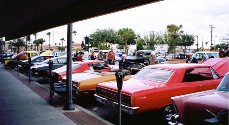 RGV OldCarscom McAllen Street Market Show And Shine - Market street car show