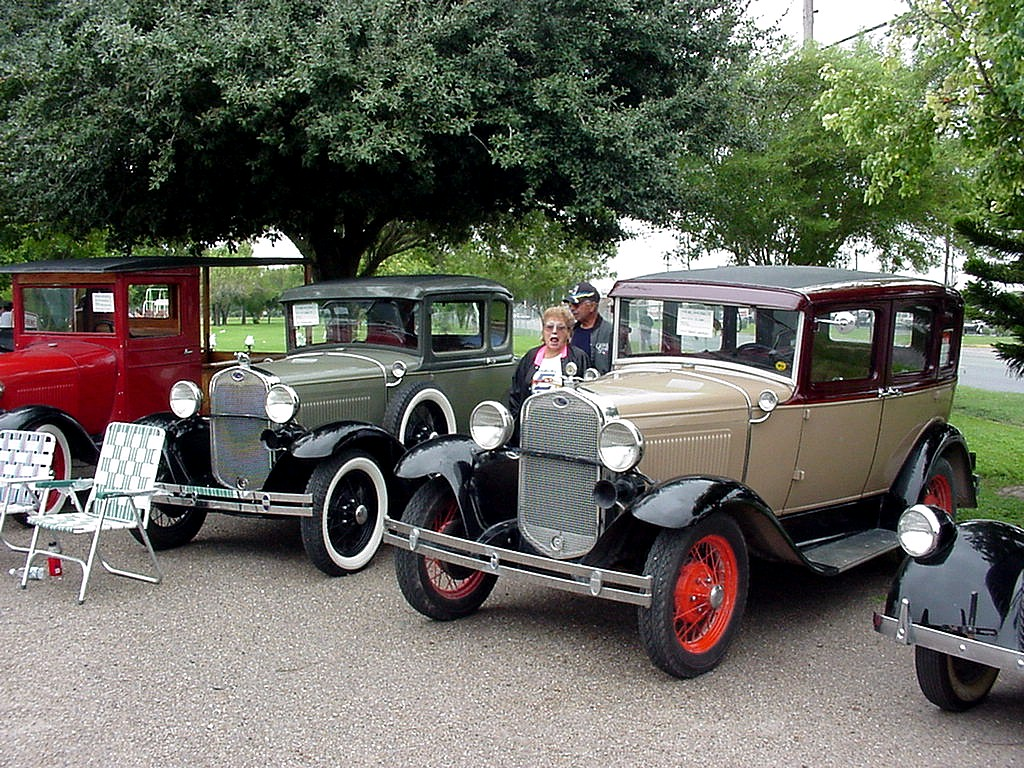 RGV OldCars.com Editorials Old Car Festival