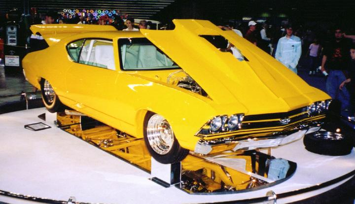 Rgv Oldcars Com Editorials World Of Wheels Autorama San